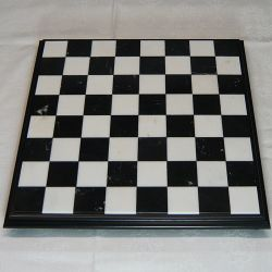 "Marble chessboard ""Marquina"""