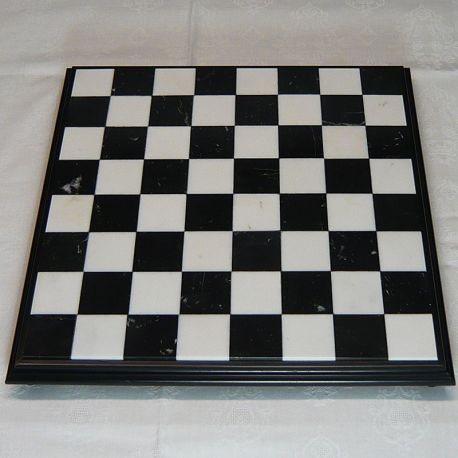 """Marble chessboard """"Marquina"""""""