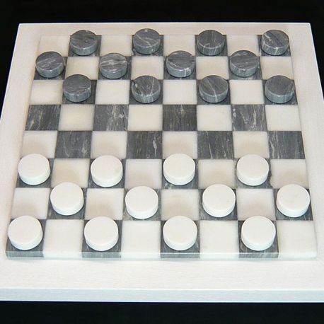 """Marble chessboard """"Fossil"""""""