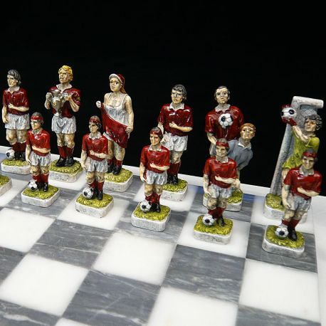 "Chess Football ""Grenade Team"""
