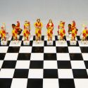"Palio of Siena chess ""Valdimontone - Ram"""