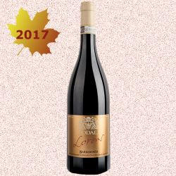 Barbaresco DOCG 2017 Lorens