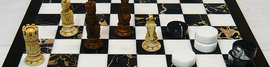 Checkers - Chess - Chessboards
